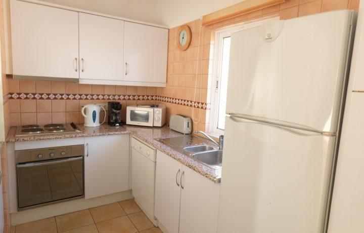 Prado do Golf superior villas & apartments, kitchen interior