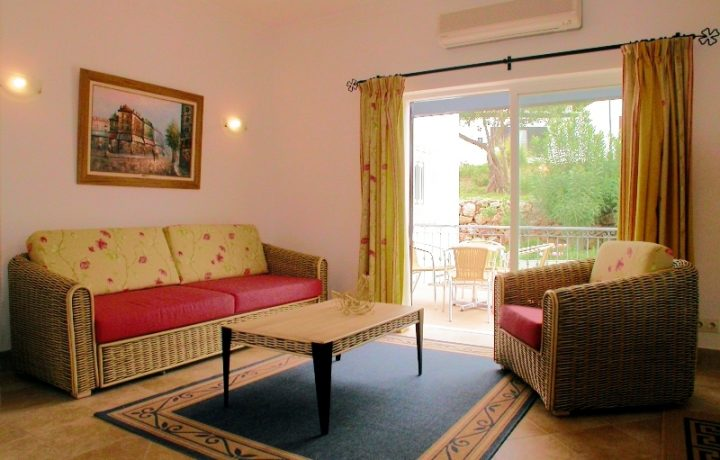 Prado do Golf Supeior villas & apartments lounge