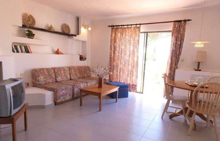 Prado do Golf standard villas - interior lounge area