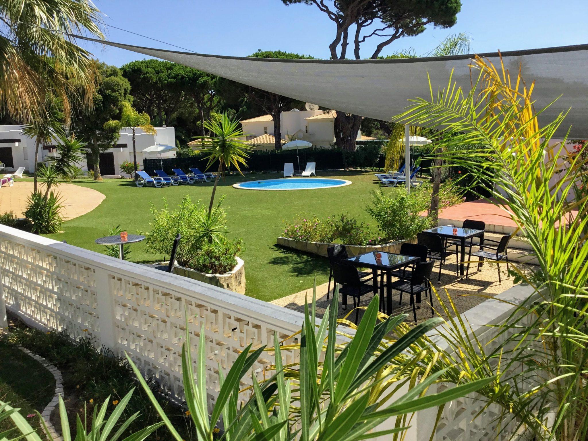 Prado Villas cheidrens pool area, Vilamoura